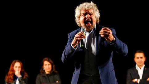 Movimiento 5 Estrellas: los 'indignados' que hostigan a Renzi ya son 'casta'