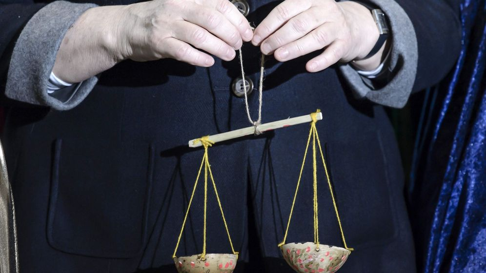 Foto: La justicia debe decidir si hubo estafa en el cambio de testamento (EFE/Clemens Bilan)