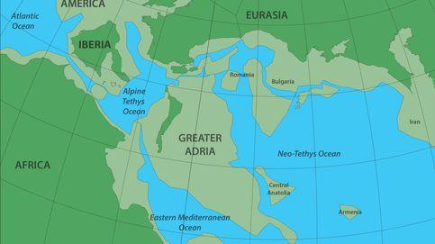 Tras las huellas del Gran Adria: así era el continente perdido al sur de España
