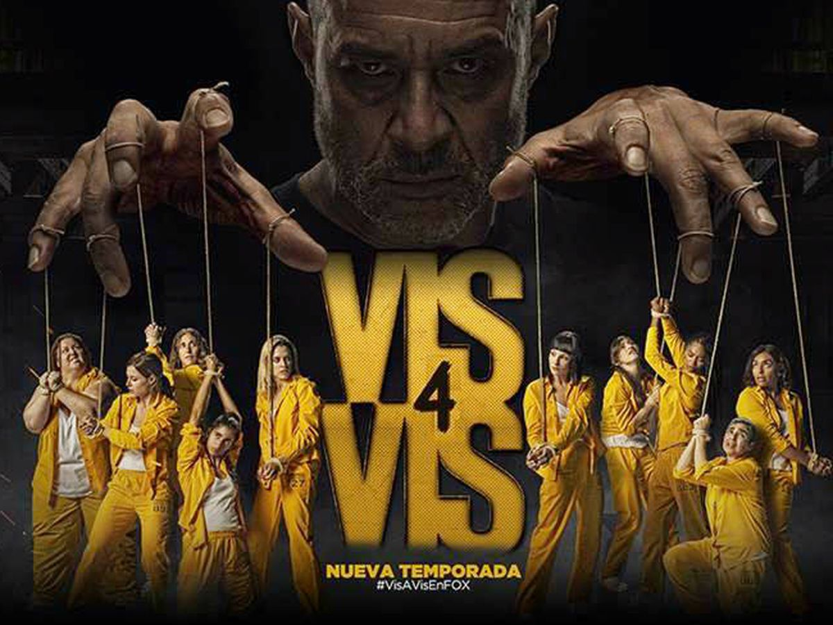 La Temporada 4 De Vis A Vis Desaparece Fulminantemente De Netflix