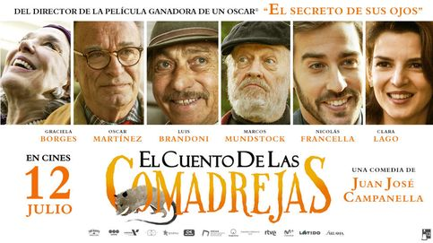 'El cuento de las comadrejas': avance en exclusiva de lo nuevo de Campanella