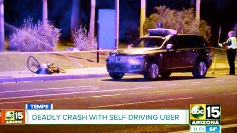 Un coche de Uber causa el primer atropello mortal de un vehículo autónomo