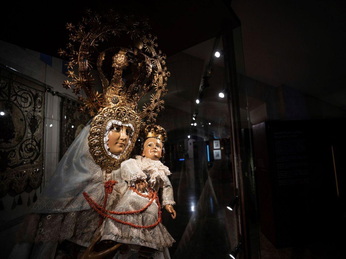 Foto: Museo y Catedral de la Almudena (EFE)
