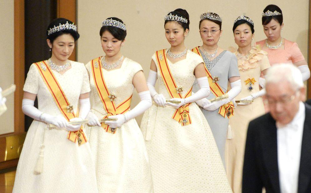 Foto: La familia imperial de Japón. (Gtres)