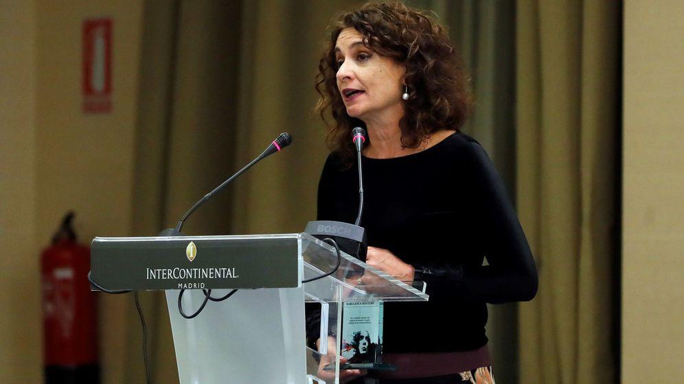 Foto: La ministra de Hacienda en funciones, María Jesús Montero. (EFE)
