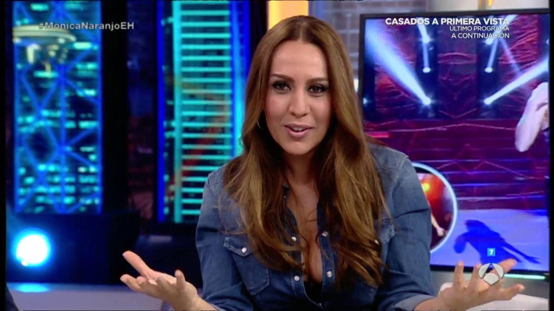 Mónica Naranjo lanza una pulla contra Antena 3: No pueden vivir sin mí