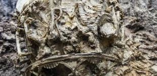 Post de Así brindaban los primeros cristianos de la Galia: descubren intacta una rara copa
