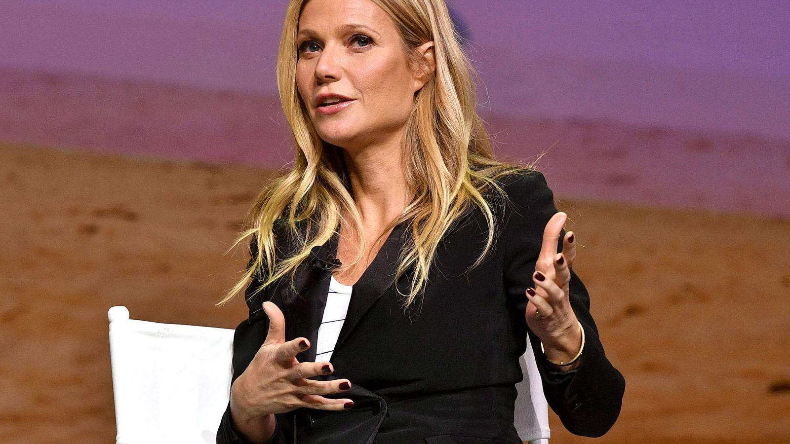 Foto: Gwyneth Paltrow, en una foto de archivo. (Getty)