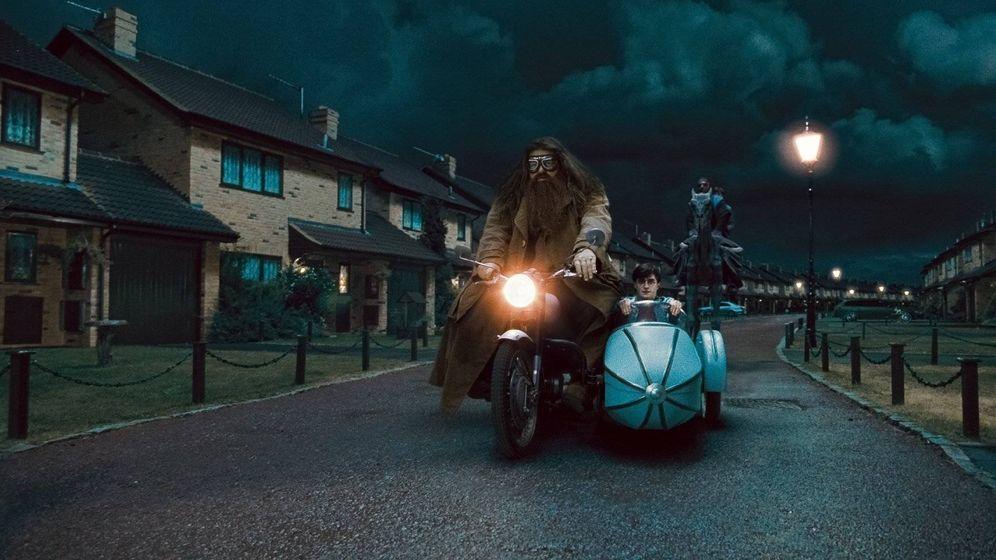 Foto: Fotograma de 'Harry Potter y las reliquias de la muerte- parte 1'.