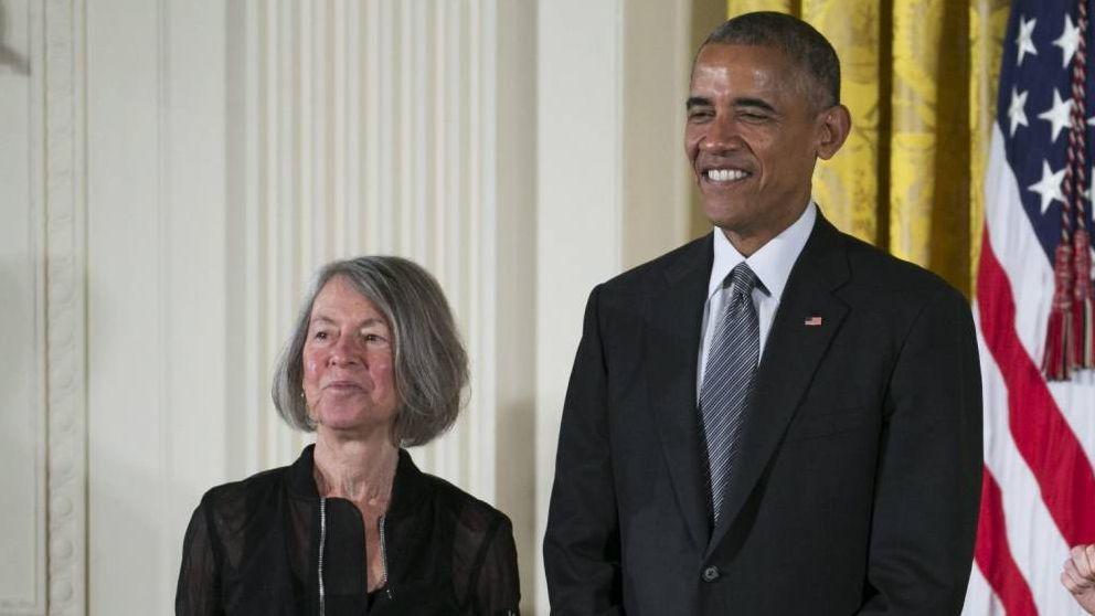 La poeta estadounidense Louise Glück gana el premio Nobel de Literatura
