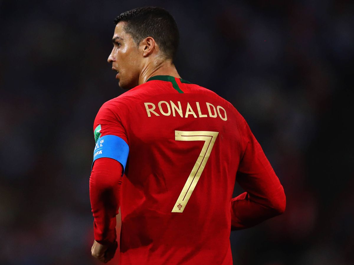 Foto: Cristiano Ronaldo en una imagen de archivo. (Getty)