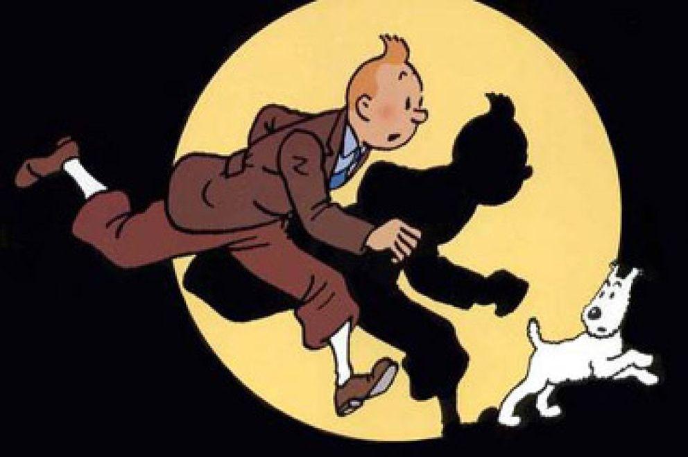 Foto: Se cumplen los cien años del nacimiento de Hergé