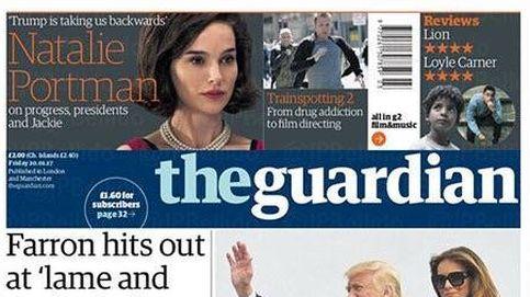 Toma de posesión de Donald Trump: así lo cubre en sus portadas la prensa