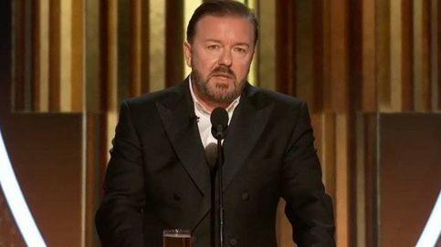 Gervais: No sabéis nada del mundo real, habéis ido menos al colegio que Greta