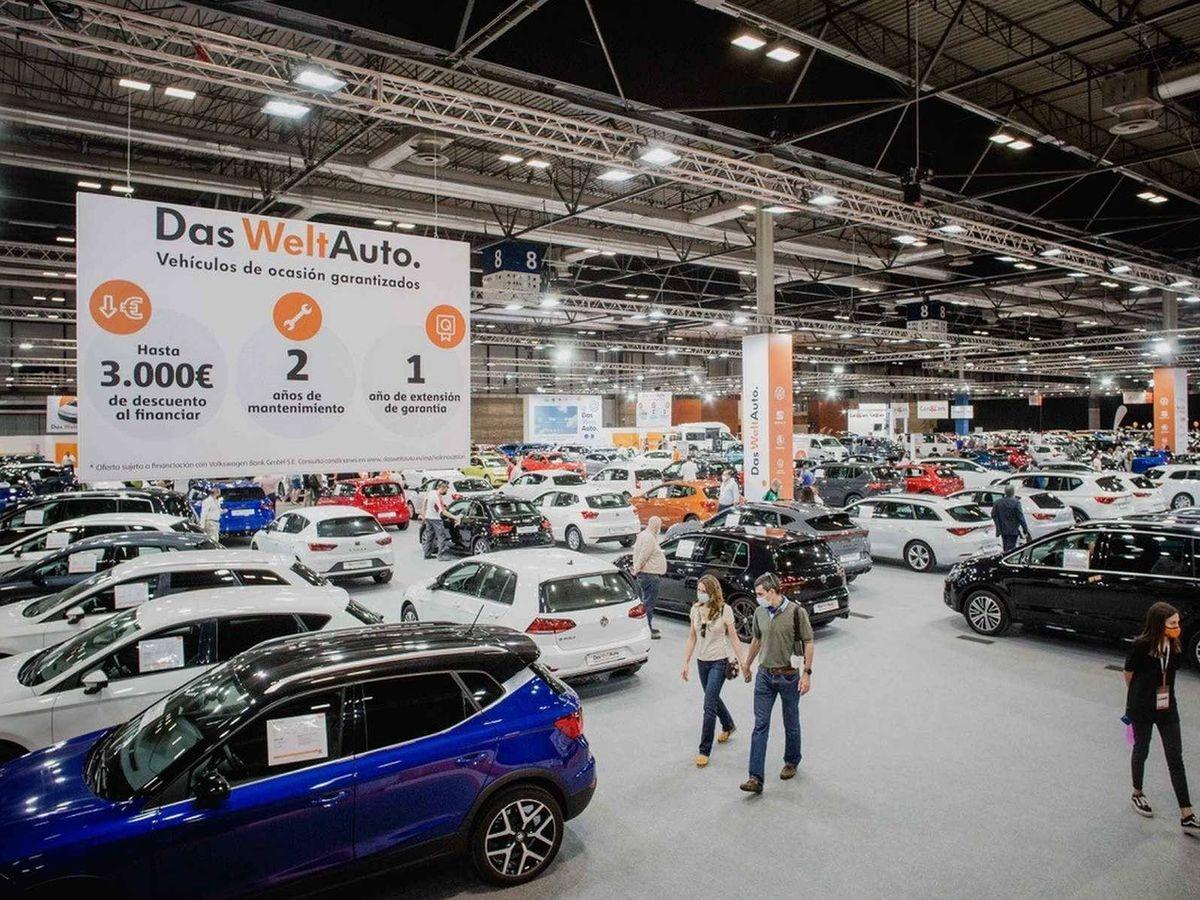 Foto: DasWeltAuto será uno de los protagonistas en esta nueva edición del Salón VO de Madrid en las instalaciones de IFEMA.