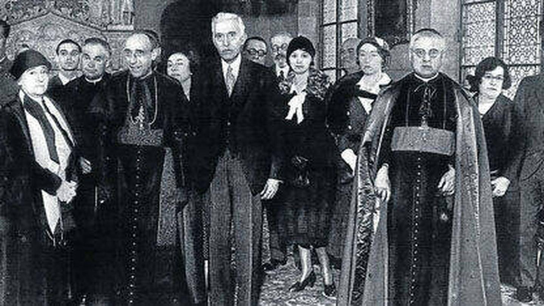 Vidal-i-Barraquer, Maciá y el obispo Irurita