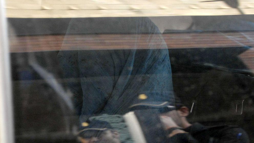 La asesina confesa de Carrasco muestra entereza y frialdad