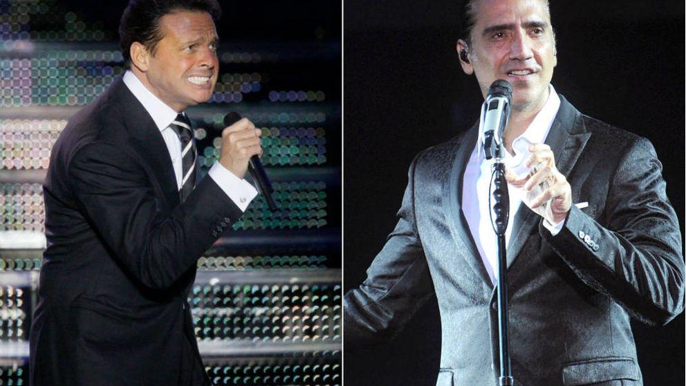Estalla la guerra judicial entre Luis Miguel y Alejandro Fernández
