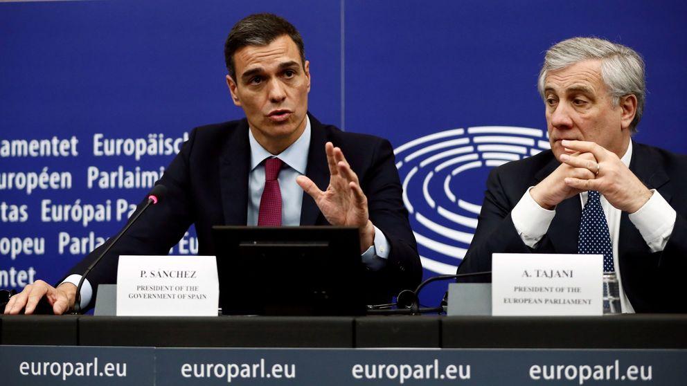Sánchez se muestra convencido de que logrará sacar sus Presupuestos en abril