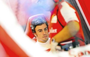 Alonso y el a ver qué pasa para decidir un subcampeonato que se antoja complicado