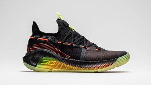 Las nuevas zapatillas de Stephen Curry