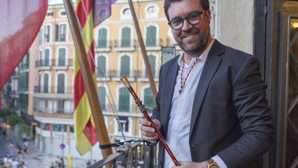 Imputan al alcalde soberanista de Palma por prevaricación por limitar los pisos turísticos