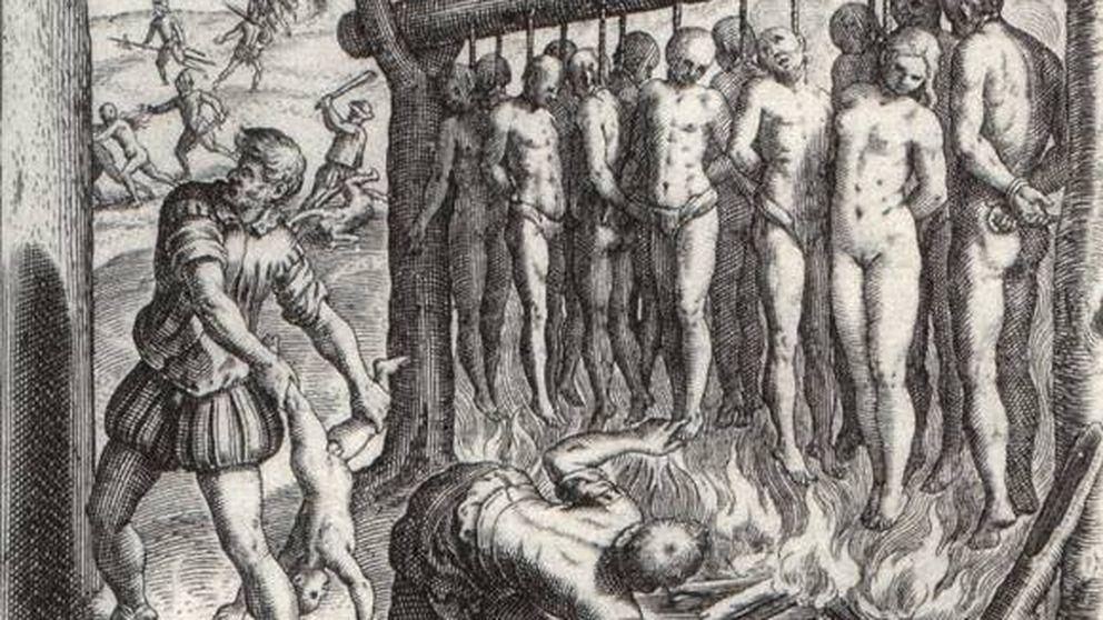 ¿El genocidio español? La Leyenda Negra creada por ingleses y holandeses