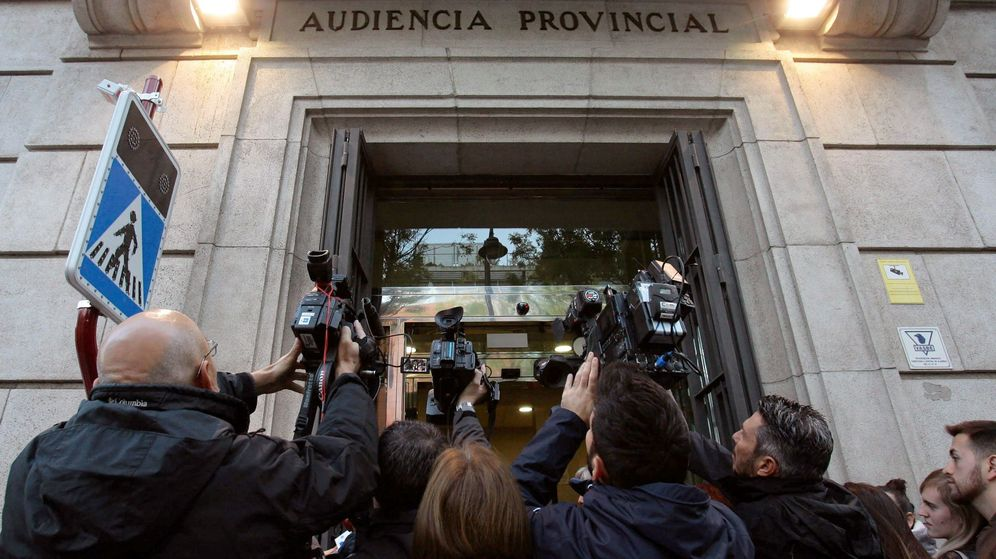 Foto: La Audiencia de Guadalajara acoge el juicio. (EFE)
