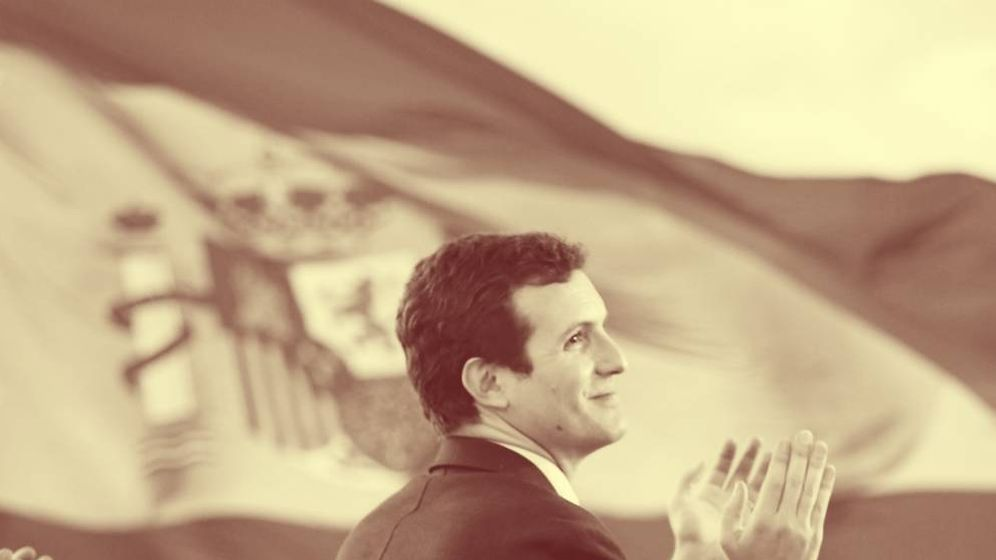Foto: El presidente del PP, Pablo Casado. (EFE)