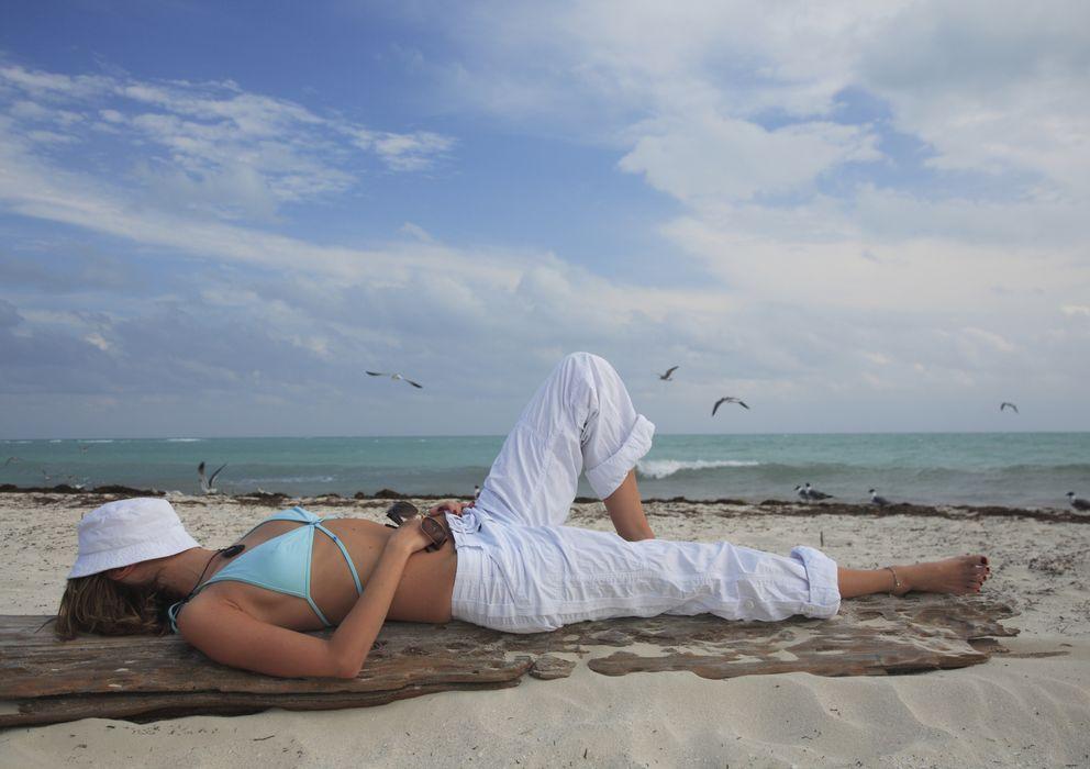 Foto: Irse de de vacaciones es imprescindible para reparar cuerpo y mente. (Corbis)