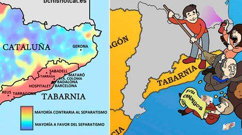 Cuidado con Tabarnia, porque esconde algo muy real. Y no es bueno