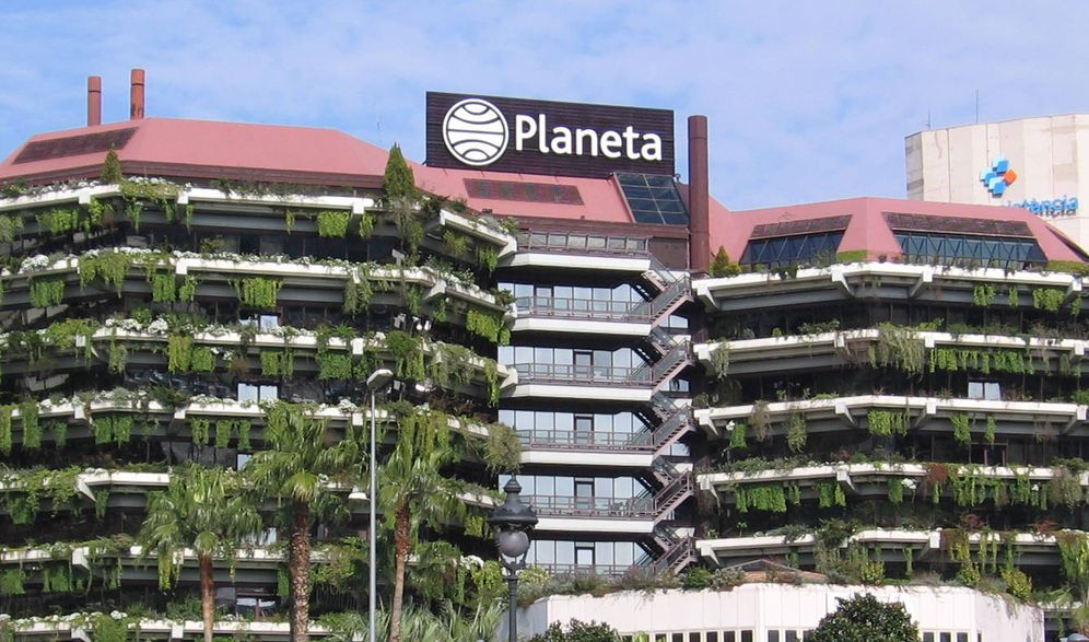Foto: Sede del Grupo Planeta en Barcelona. (Darz Mol / Wikipedia)