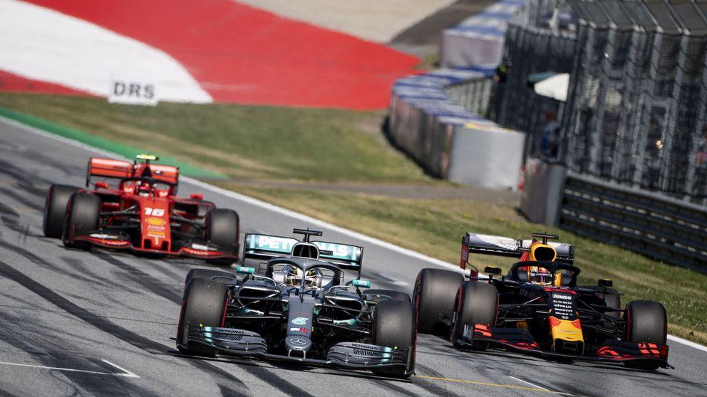 Por qué la Fórmula 1 tiene crudo llevar a cabo su cambio radical para 2021