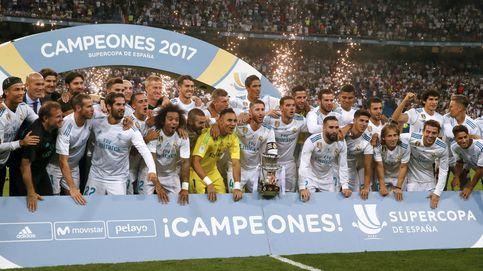 El 50,5% de la audiencia vio al Real Madrid ganar la Supercopa de España