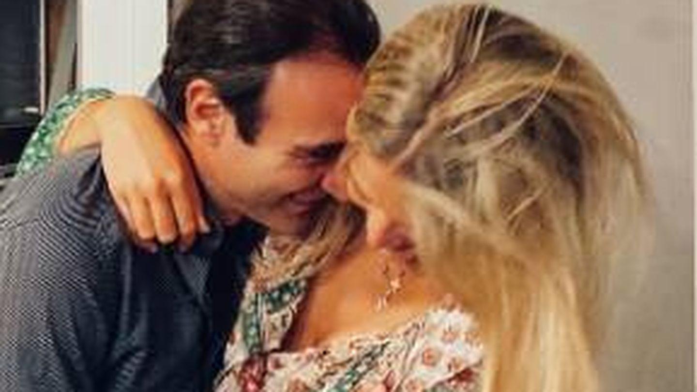 Enrique Ponce y Ana Soria. (IG)