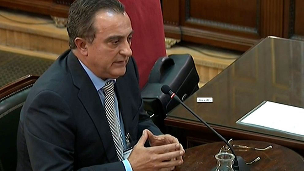 Directo juicio 'procés'   Castellví: En los CDR había gente hasta de la CUP