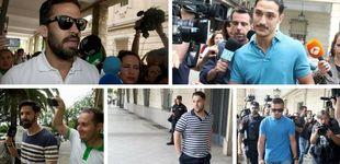 Post de Tres miembros de 'la Manada' serán juzgados desde prisión por el robo de unas gafas