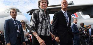 Post de May evita por los pelos una humillación parlamentaria sobre la unión aduanera