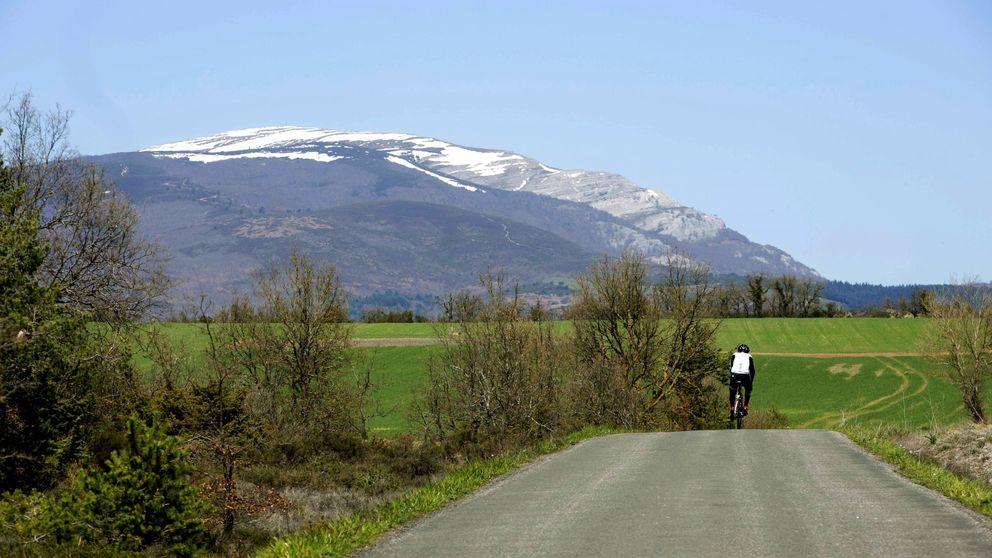 Hallan en el monte Gorbea (Vizcaya) el cadáver del expreso de ETA Etxeandia Meabe
