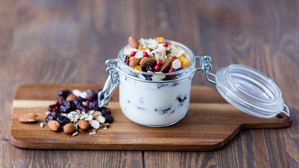 El yogur es uno de los 5 alimentos más sanos, según Harvard