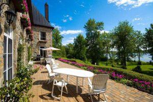 Vivir en un château: lo mejor del estilo francés se encuentra en Canadá