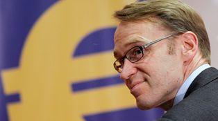 Qué bien, un alemán al frente del BCE