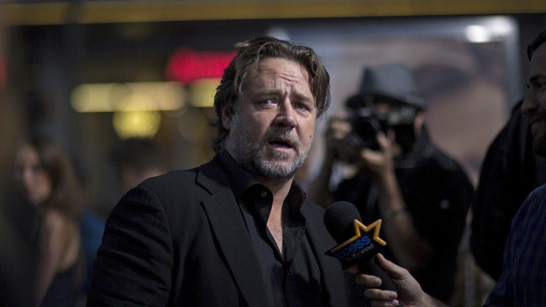 Russell Crowe acude al rescate de la memoria histórica australiana