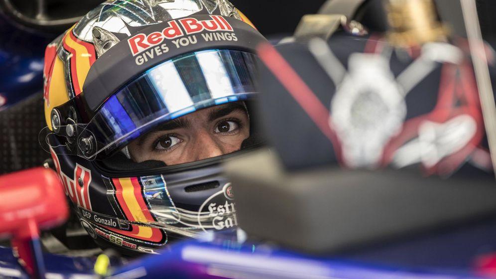 Foto: Carlos Sainz durante los libres del pasado GP de Rusia. (EFE)