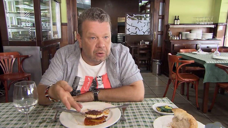 Alberto Chicote, en 'Pesadilla en la cocina'. (Atresmedia)