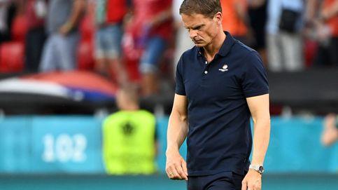 La Eurocopa se cobra la primera víctima: Frank de Boer dimite en Países Bajos