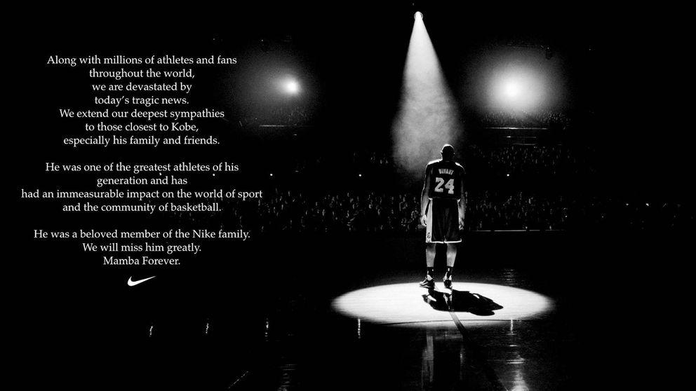 Nike agota el merchandising de Kobe Bryant (y no es la única)