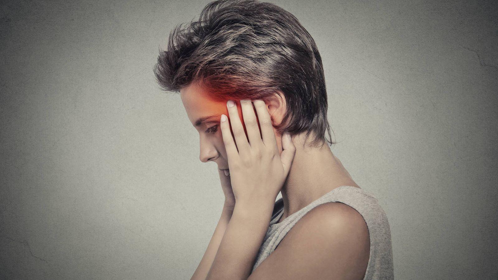Foto: Un dolor fuerte de cabeza es incompatible con casi cualquier actividad. (iStock)