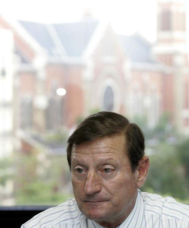 Foto: El presidente de Almirall, Jorge Gallardo. (EFE)