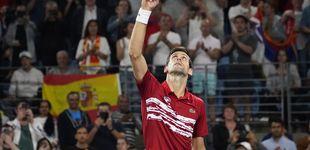 Post de La donación de Djokovic a España por el coronavirus o cómo saca los colores a alguno